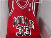 pippen #33 bulls